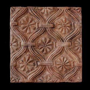 Design und Entwurf einer Ofenkachel aus der Keramikwerkstatt Judith Smetana