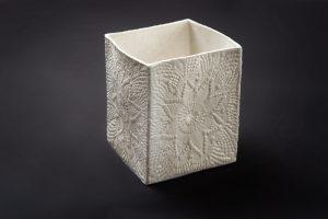 Porzellan Vase Behälter Becher Keramik Werkstatt Judith Smetana Luttenried Lengenwang Ostallgäu bei Füssen